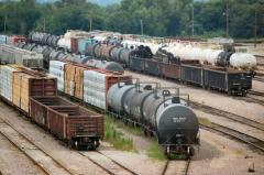 Logistics of rail transportation