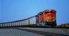 Logistics of railway routes