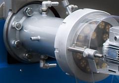 Реставрация шнековой камеры макаронного пресса