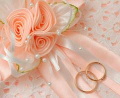 Слайд-шоу на свадьбу для молодоженов Love story