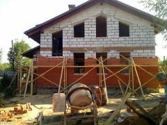 Строительство жилья в Николаеве.