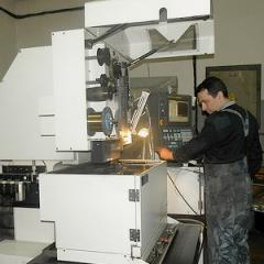 Production of stamps and compression molds Ukraine