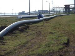 GNB laying of pipelines Odessa Odessa region