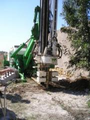 Drilling of wells under thermal pumps Odessa