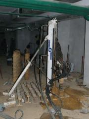 Device of buroinjektsionny piles Odessa Ukraine