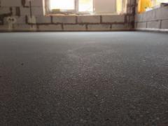 Устройство высококачественной цементно-песчаной
