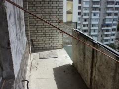 Срезать плиты балкона
