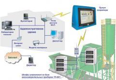 Реконструкция  и  модернизация  растворо-бетонных  узлов  с  использованием  новейших  технологий  весодозирования  и  автоматизации