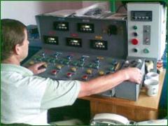 Автоматизация бетоносмесительной установки (БСУ)  и  растворобетонного  узла (РБУ)