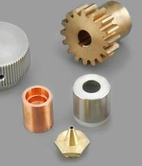 Services in molding of color alloys