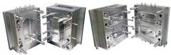 Production of compression molds to order