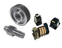 Delivery of spare parts and mechanisms and