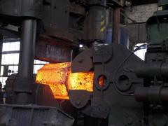FORGE AND FORMING SERVICES.