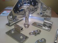 Metal galvanization