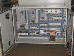 Montering av start-anpassning av elektroteknisk