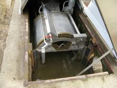 Filtration of sewage