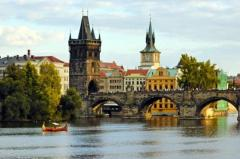 Тур выходного дня в Прагу