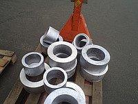 Алюминиевое литьё в кокель