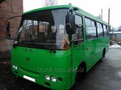 Repair of buses Bogdan, ChAZ, Standard, PAZ, LAZ,