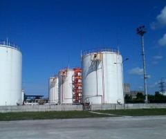 Обработка и очистка топлива