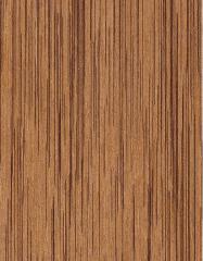 Production of shponirovanny facades. Oak light