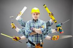 """Turnkey"""" repair construction works"""