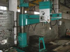Drilling processing