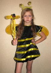 Прокат костюма пчелка, божья коровка, бабочка,
