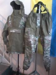 Пошив форменной одежды и головных уборов