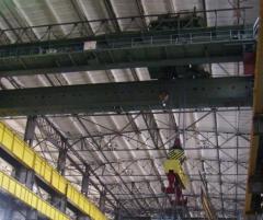 Repair of bridge cranes