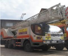 Rental crane ZOOMLION - QY - 30V Kamaz - KS55712,2