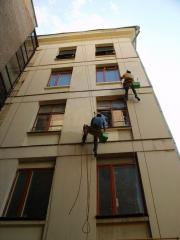 Покраска зданий