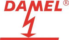 Repair of electric motors of Damel firm