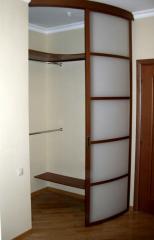 Гибка профиля для шкафа-купе