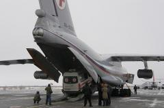 Услуги по транспортировке больных самолетом