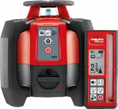 RENT OF THE LASER LEVEL OF HILTI