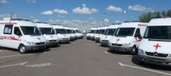 Перевозка больных в Киев и по Украине