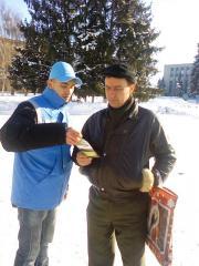 Population survey, questionnaire. Cherkasy