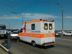 Транспортировка больных с ожогами с Днепропетровска за границу
