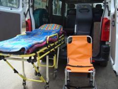 Перевозка инсультного больного с Днепропетровска в Германию