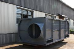 Production of heat exchangers