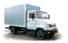 Transportation of goods across Kharkiv and