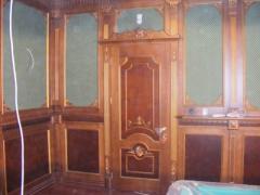 Services in a shponirovaniye of doors Kiev area