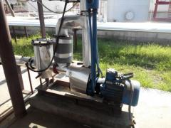 Delivery and installation of industrial equipment