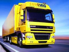 Бизнес в Европе,  транспортная компания в...