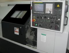 Токарная обработка на станках с ЧПУ