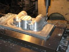 Small milling works
