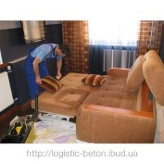 Dry-cleaner of upholstered furniture Kiev
