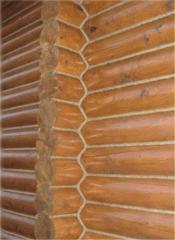 Изготовление домов из оцилиндрованного бруса