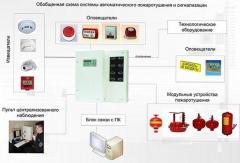 Проектирование систем оповещения и управления эвакуацией людей при пожаре